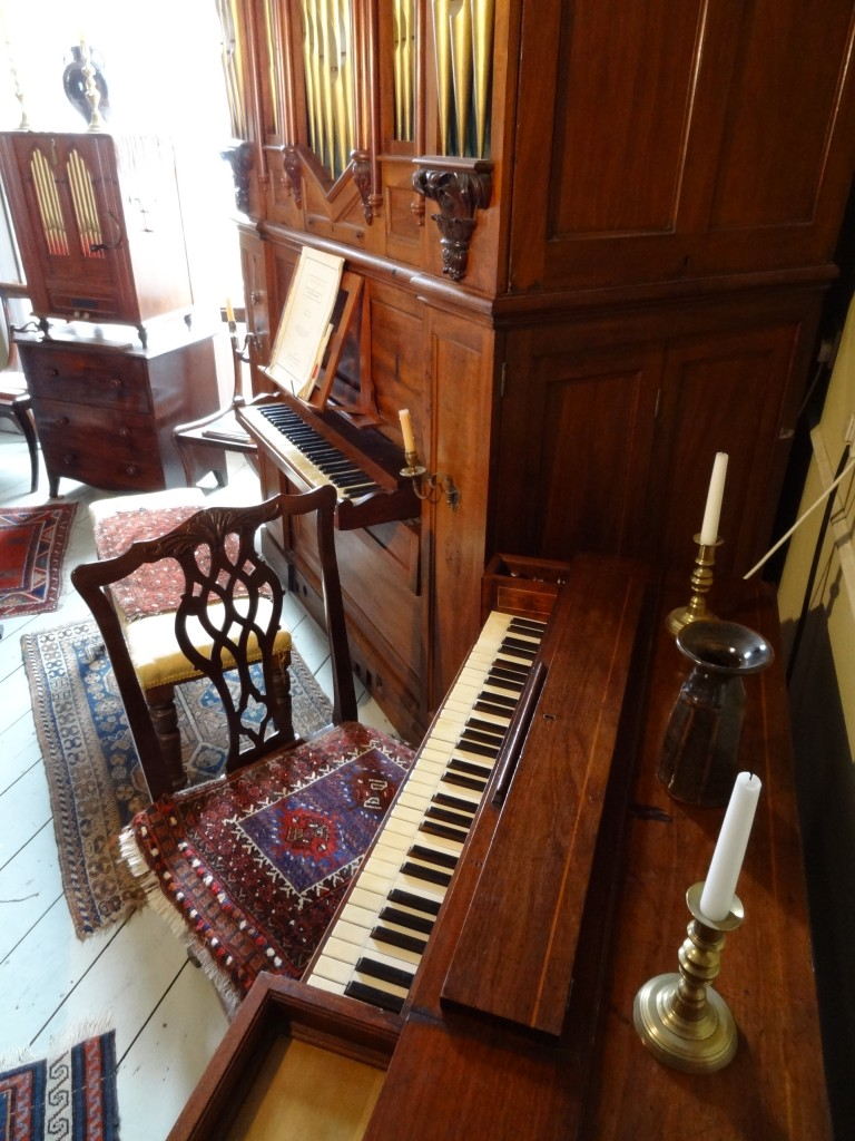 Plumley collection of pianos and organs